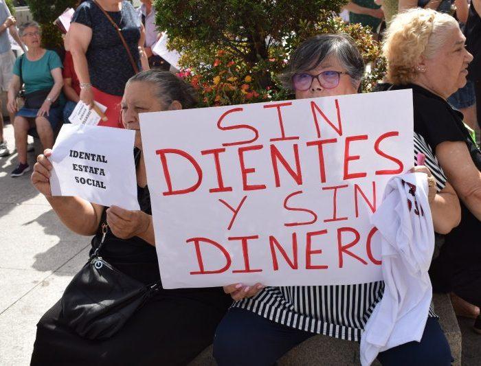 Salamanca y Valladolid: ASUFIN con los afectados de iDental