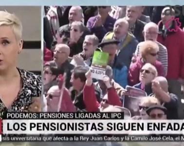 WONDER WOMAN en Buenos Días Madrid