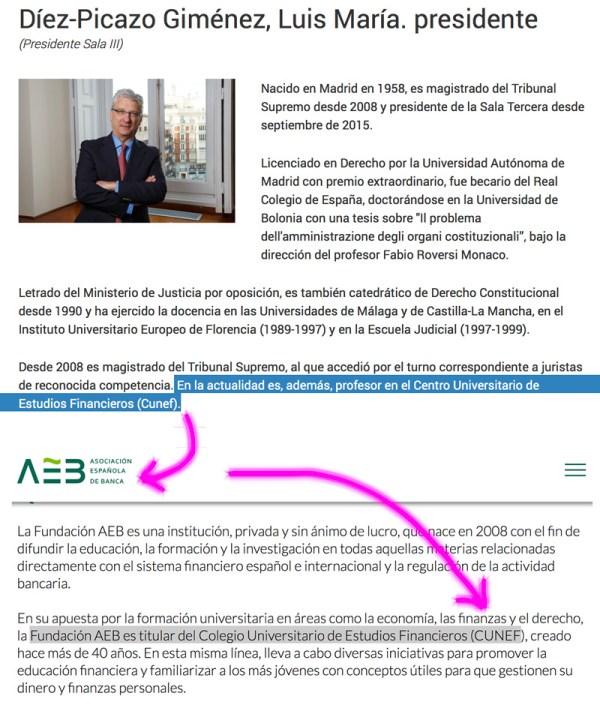 Luis María Díez-Picazo - Conflicto de Interés - CUNEF