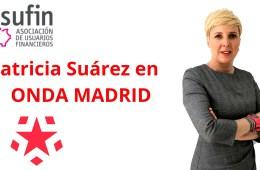 Wonder Woman en Onda Madrid con Nieves Herrero sobre Gastos Hipotecarios