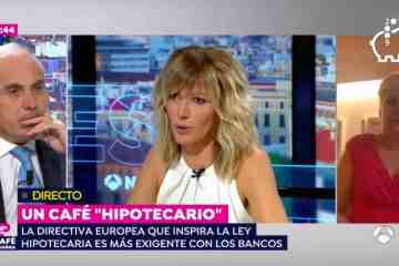 Patricia Suárez en Espejo Público sobre la nueva Ley Hipotecaria
