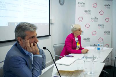 """Oscar Serrano, abogado colaborar de ASUFIN y ponente de """"Acciones Popular"""""""
