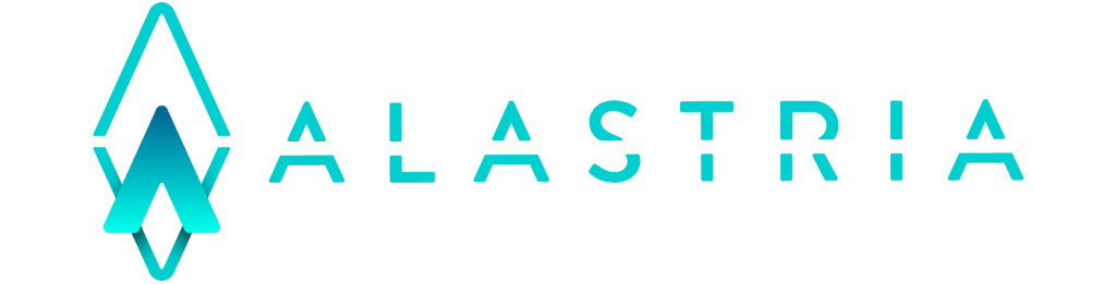 ALASTRIA LOGO - ASUFIN forma parte de Alastria desde 2019.