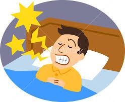 歯に大敵です。歯ぎしりに注意!! 【大阪市都島区内の歯医者|アスヒカル歯科】
