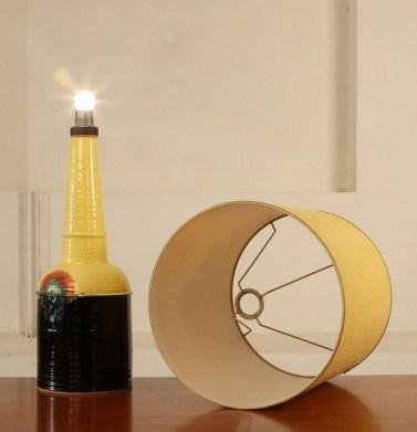 Bjorn Wiinblad Ceramic Table Lamp