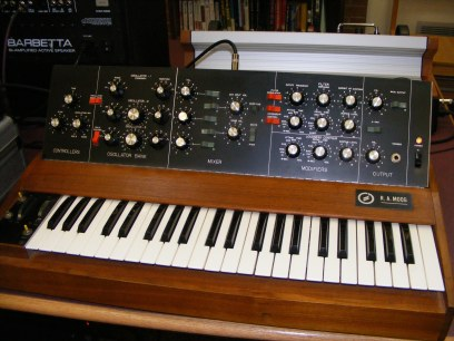 Early Minimoog