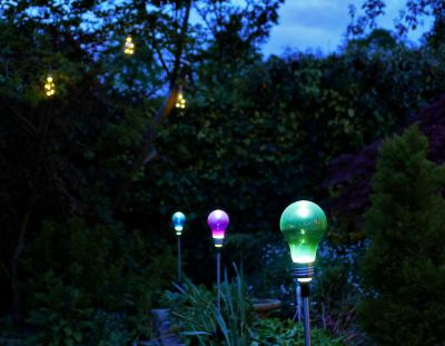 The Ups and Downs of Garden Solar Lights