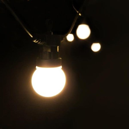 Lichtsnoer melklamp