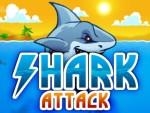 لعبة هجوم القرش الابيض