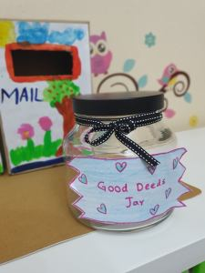 ramadan good deeds diy jar