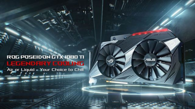 video cover The Asus ROG Poseidon Platinum GTX 1080 Ti   Specifications and features discussed briefly!