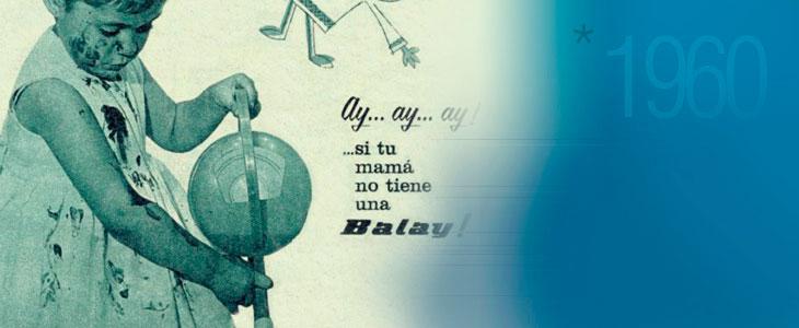Anuncio Balay, Años 60