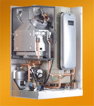 C mo solucionar problemas con la caldera for Como funcionan las calderas de gas