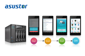 華芸科技獨家推出全功能 NAS 行動版管理 App AiMaster
