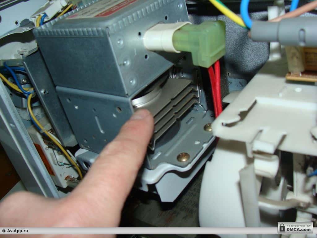 Радиатор магнетрона