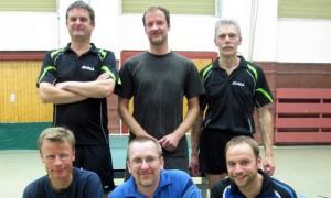 2.Herren des ASV Berlin - Saison 2014/2015