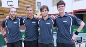 4.Herrenmannschaft des ASV Berlin - Tischtennis