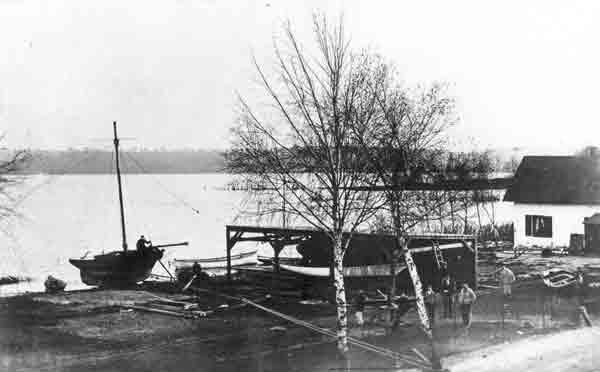 Seglerhaus 1892