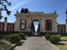 Eingang nach Herculaneum