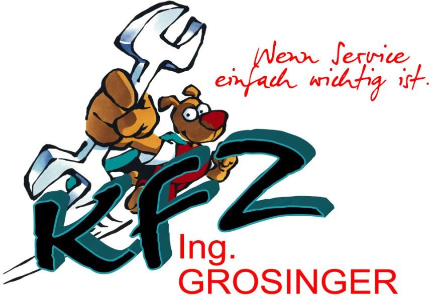 Logo Kfz Grosinger