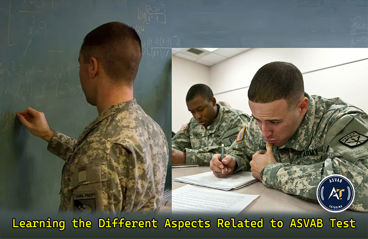Learning Aspects to ASVAB Test