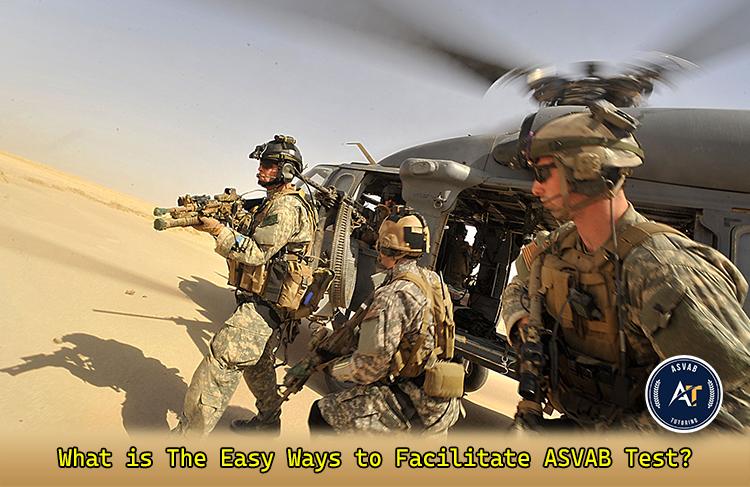 Easy Ways to Facilitate ASVAB Test