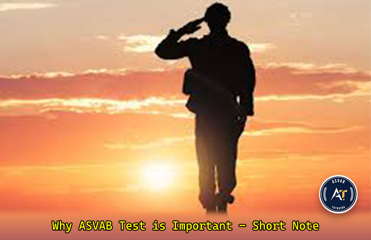 Why ASVAB Test is Important