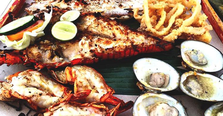 seafood jimbaran