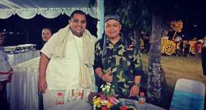 Persembahan Puisi Da'i Aswaja Bali Memukau Peserta Art & Cultural Night Interfaith-Interreligion 2019