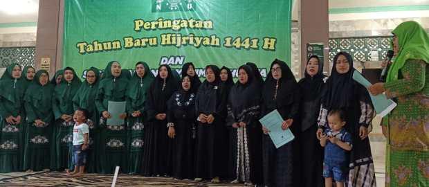 Gianyar Lantik Dua PAC Muslimat Guna Tingkatkan Pengabdian Masyarakat