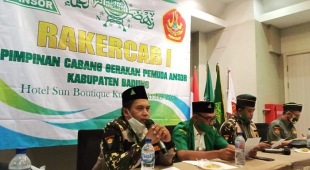 Ketua PC Ansor Badung; Mari Kita Hijaukan Badung dengan NU