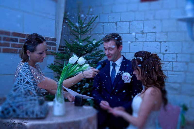 Rituel cérémonie mariage