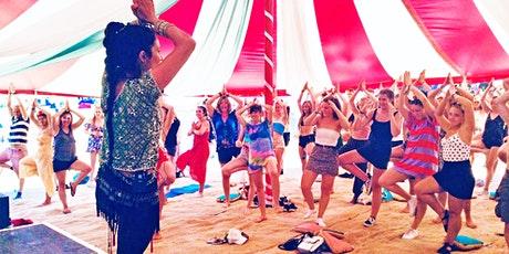 Bollywood Dancing with Farrah