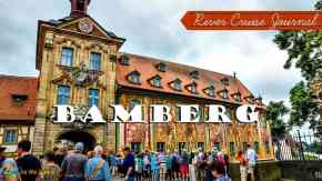 Viking River Cruise Bamberg Stop