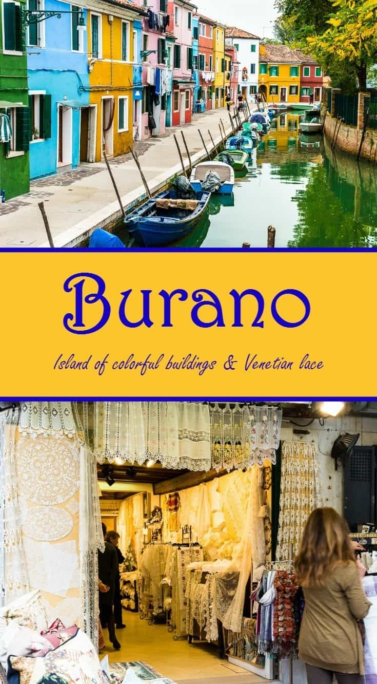 What to do in one day in Burano island, known for Venetian lace and rainbow-hued houses. Click to read a real life day trip itinerary with video and photos.