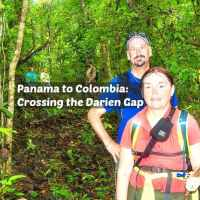 Panama to Colombia: Crossing the Darien Gap