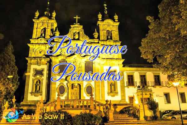 Stay at a Portuguese Pousada