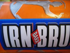 Things To Do In Scotland - Irn Bru