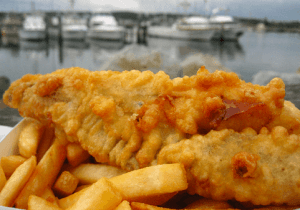 Scarborough Fish and Chips