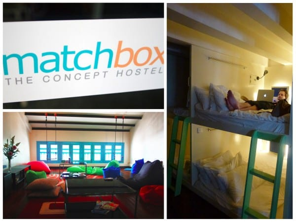 Matchbox Concept Hostel In Singapore Review