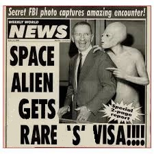 The only confirmed case of an alien actually receiving an S visa (and I am not 100% sure my source is credible).