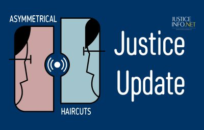 Justice Update – Myanmar and more