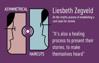 Episode 25 – Victims' Day in Court with Liesbeth Zegveld