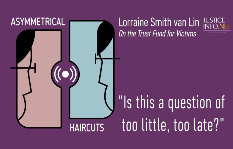 Episode 35 – Victims and the ICC Alphabet Soup with Lorraine Smith van Lin