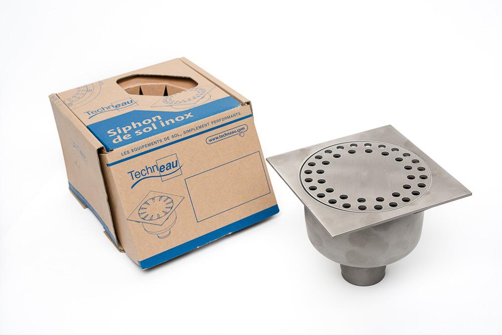 Produit fini métallique packaging
