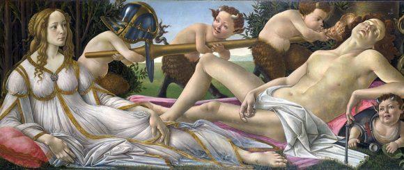 Az égbolt álompárja – Vénusz és Mars