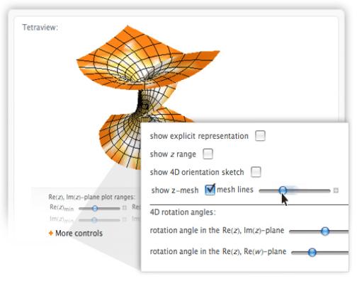 CDF Datei von Wolfram Alpha