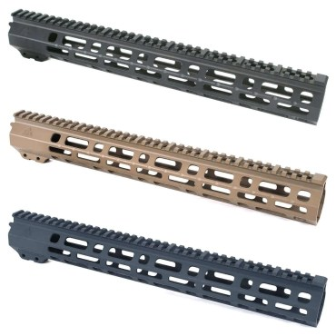 AT3 Handguards & Quad Rails for AR-15