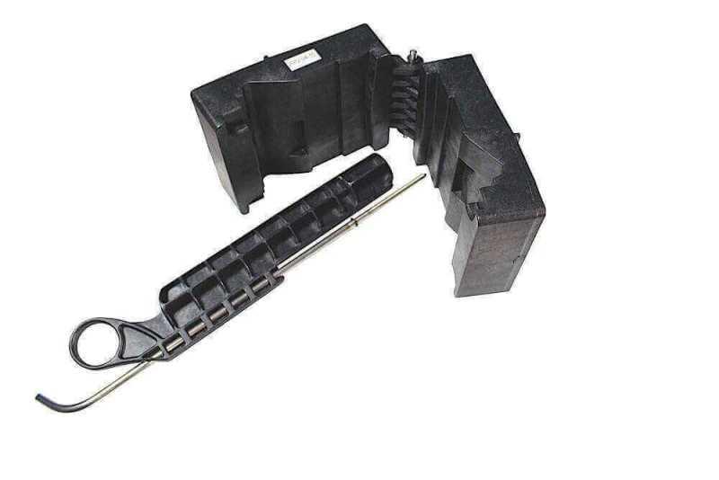 Wheeler AR-15 Vise Block Clamp with Insert