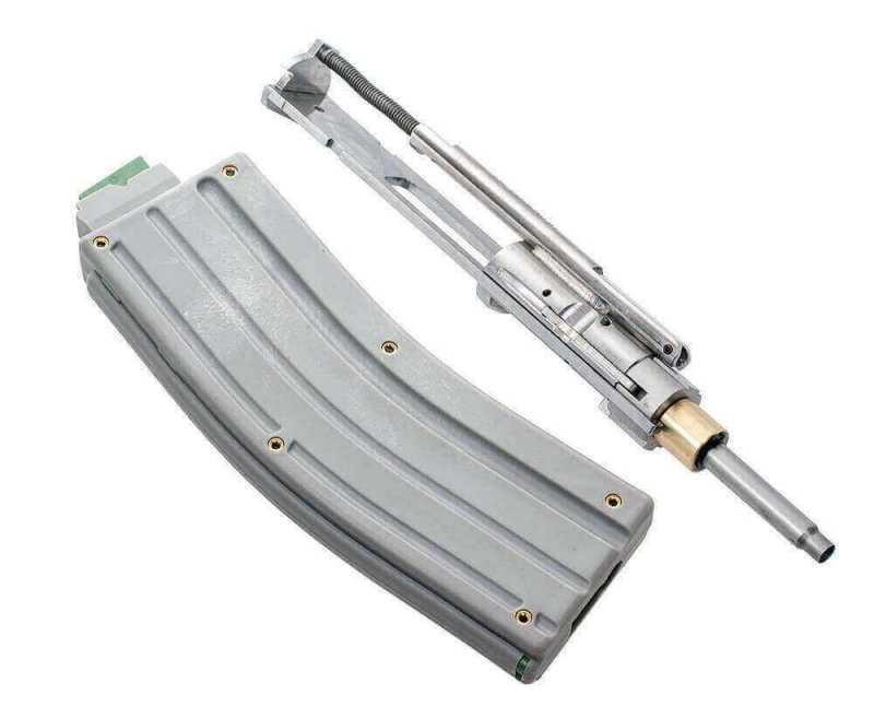 CMMG AR-15 .22 LR Stainless Steel Conversion Kit + One 25 Round Magazine - Bravo Series